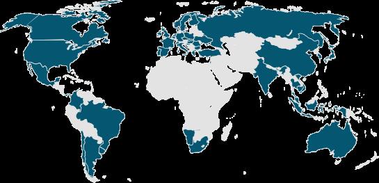 Globalscope Kaart