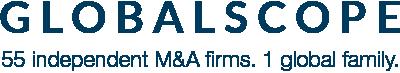 globalscope logo blue